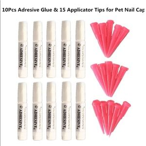 BROSTOWN Cat Dog Pet Nail Tip Caps